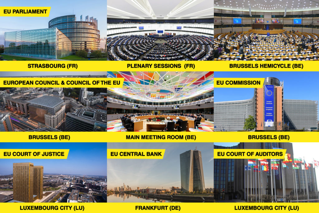 building and rooms of european union institutions1
