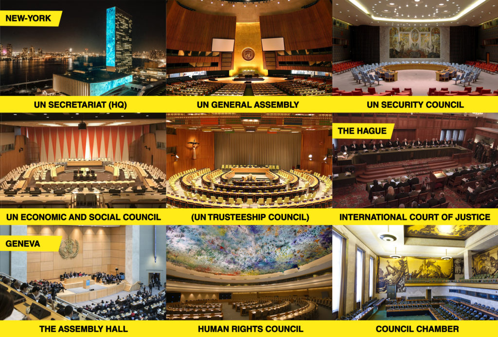 building chambers assembly of united nations new york geneva the hague