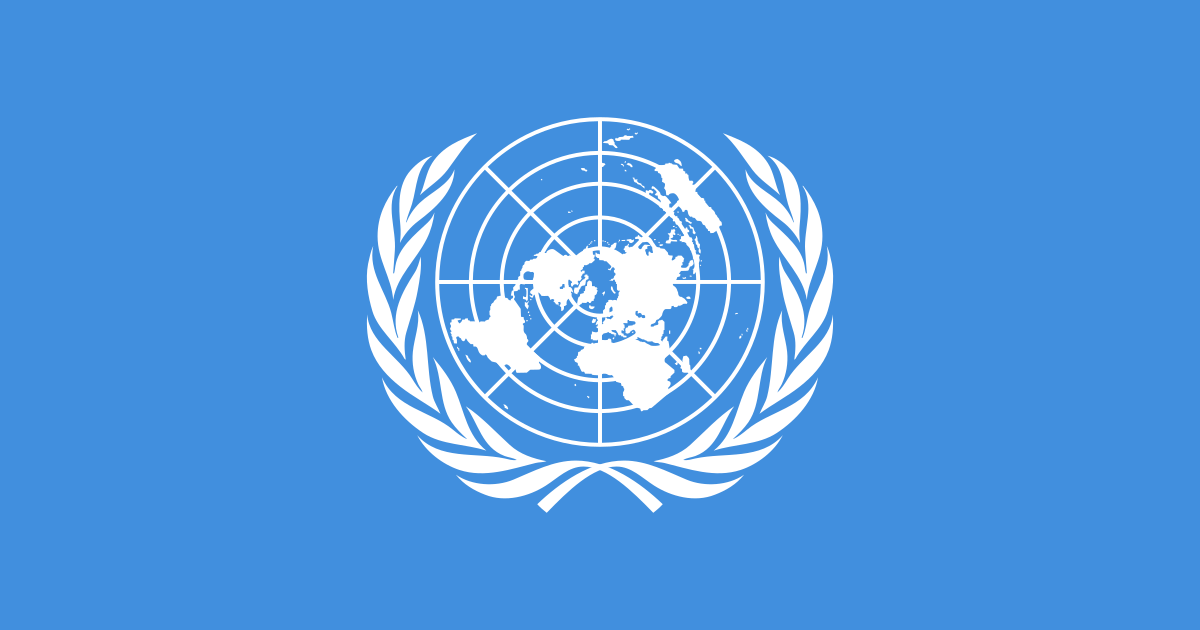 United nations flag un