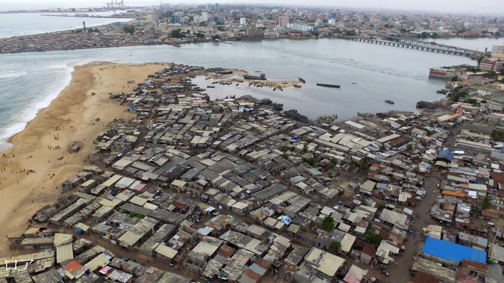 Benin district