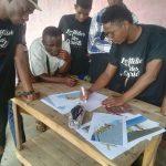 Collaboration cocreation latelier des griots Benin 3