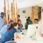Collaboration cocreation latelier des griots Benin 4