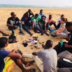 Collaboration cocreation latelier des griots Benin 8