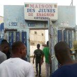 Maison des jeunes akpakpa dodomey enagnon benin latelier des griots 2