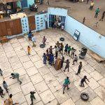 Maison des jeunes akpakpa dodomey enagnon benin latelier des griots 6